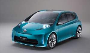Download Prius Toyota Concept Car Hd Wallpaper