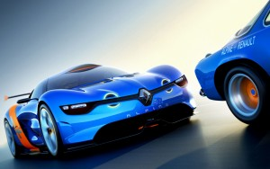 Download Queue Renault Alpine Car Hd Wallpaper