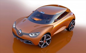 Download Renault Captur Smart Car Hd Wallpaper