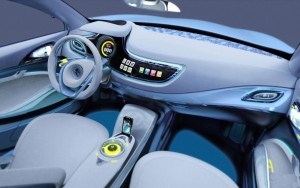 Download Renault Fluence Interior Hd Wallpaper