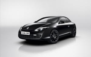 Download Renault LagunaCoupe Car Hd Wallpaper