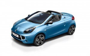 Download Renault Wind Mini Car Hd Wallpaper