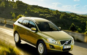 Download Sparkling Volvo XC60 Car Hd Wallpaper