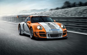 Download SpeedX Porsche 911 Hybrid HdWallpaper