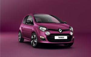 Download Stunning Renault Twingo Hd Wallpaper