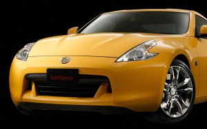 Download Stylish Nissan 370Z Car Hd Wallpaper