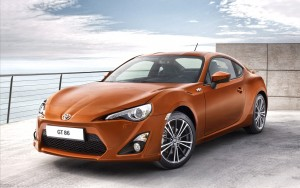 Download Toyota GT 86 Car Hd Wallpaper