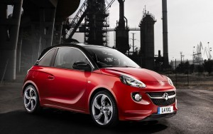 Download Vauxhall Adam Industrial Hd Wallpaper
