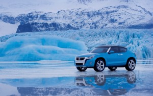 Download Volkswagen Touareg Snow HdWallpaper