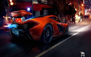 Download Wild Speed Mclaren Car Hd Wallpaper