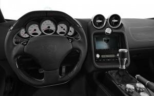 Download Zenvo Devon Car Steering Hd Wallpaper