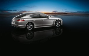 Download 3D Panamera Turbo Desktop HdWallpaper