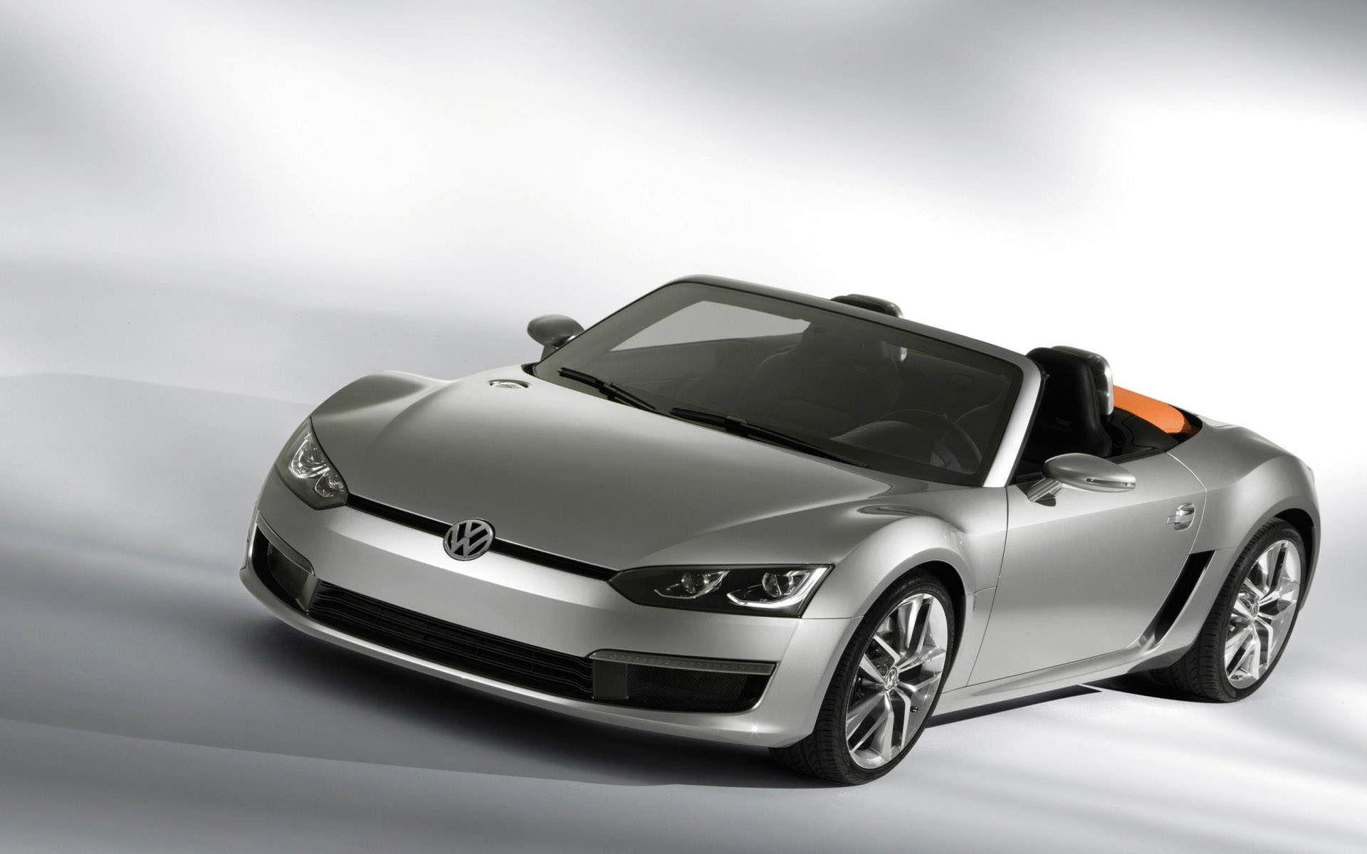 Download D Volkswagen Sports Car Hd Wallpaper