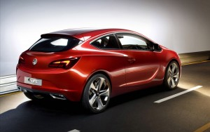 Download Attractive Vauxhall GTC Hd Wallpaper