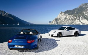 Download Carrera GTS Classy Cars Hd Wallpaper