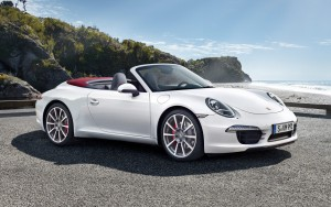 Download Carrera S Cabriolet Glow Hd Wallpaper