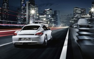 Download Cayman Motion Ride Car Hd Wallpaper