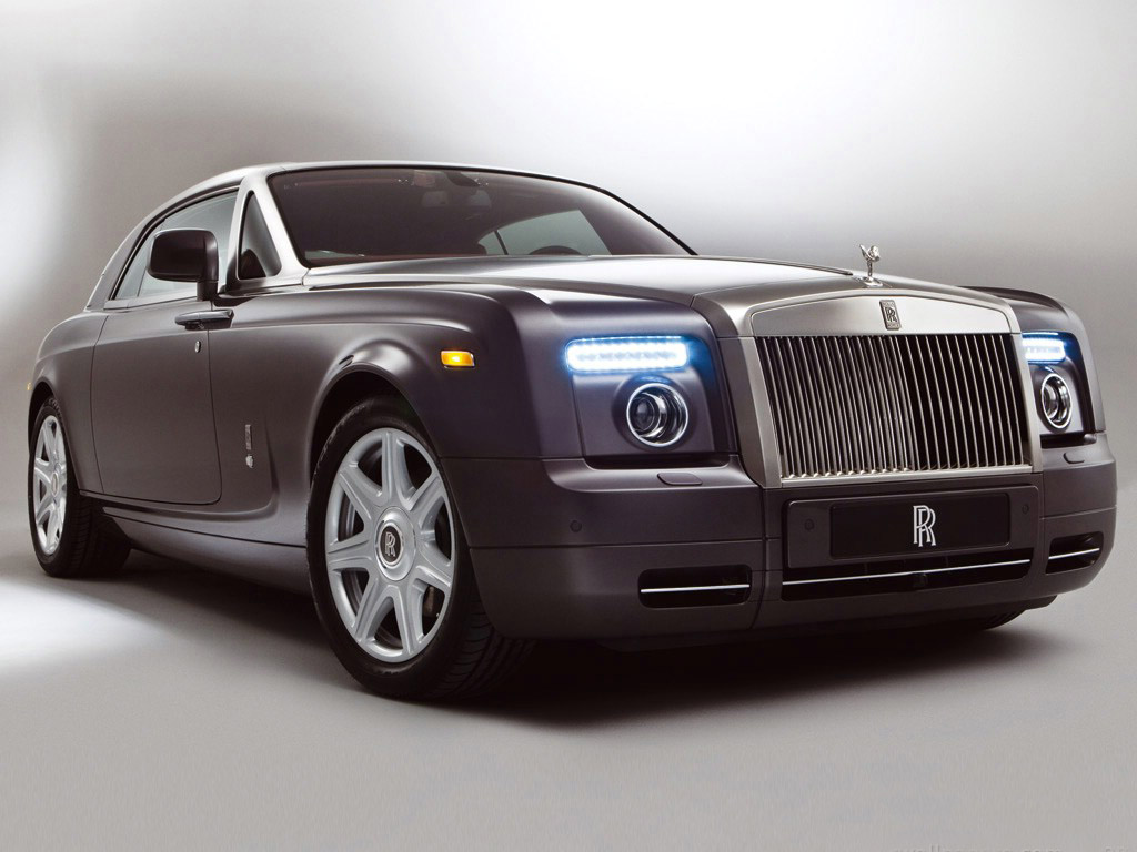 Classic Royce Phantom Car HdWallpaper