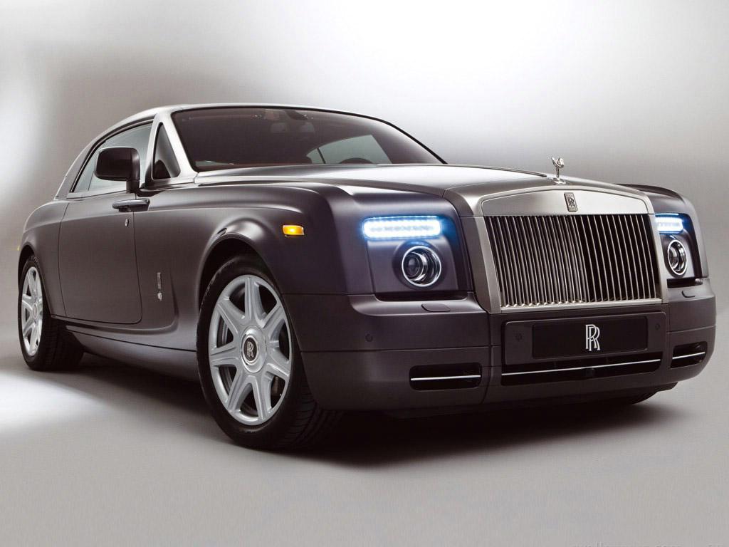 Classic Royce Phantom Car HdWallpaper