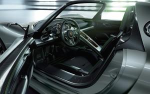 Download Dazzling Porsche Spyder Hd Wallpaper
