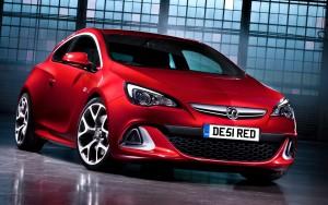 Download DesiRed Vauxhall AstraVXR HdWallpaper