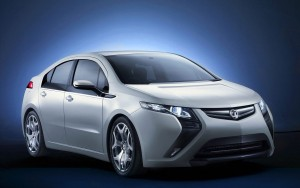 Download Enthral Vauxhall Ampera Hd Wallpaper