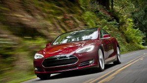 Download Flicker Tesla Model S Car HdWallpaper