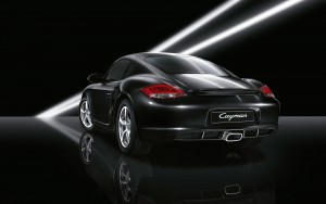 Download Gleam Porsche Cayman Car Hd Wallpaper