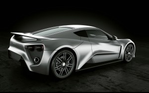 Download Gleam Zenvo Devon 3D Car Hd Wallpaper
