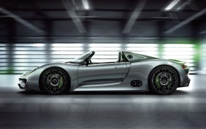Download Glint Porsche 918 Spyder Hd Wallpaper