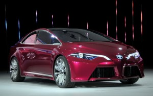 Download Glisten Toyota NS4 MGM Hd Wallpaper