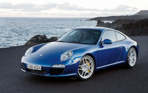 Download Glow Porsche 911 Carrera HdWallpaper