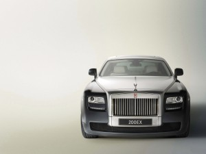 Download Heroic Rolls Royce 200EX Hd Wallpaper