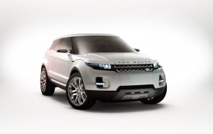 Download Land Rover Car Flashing Hd Wallpaper