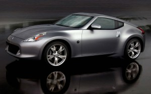 Download Nissan 370Z Coupe Evince Hd Wallpaper