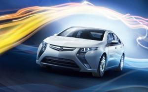 Download Opel Ampera 3D Flicker Hd Wallpaper