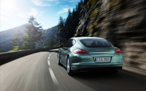 Download Panamera Motion Ride Car Hd Wallpaper