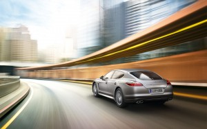 Download Panamera Turbo SpeedX Hd Wallpaper