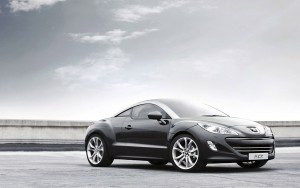 Download Peugeot RCZ Overcast Car Hd Wallpaper