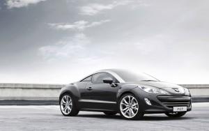 Download Peugeot RCZ Overcast Car Hd Wallpaper
