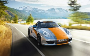 Download Porsche Boxter Heroic Car HdWallpaper