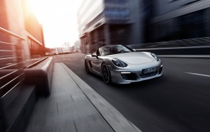 Download Porsche Boxter Stunning Hd Wallpaper