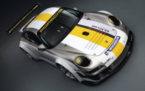 Download Porsche RSR Sports Car Hd Wallpaper