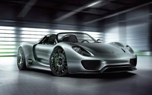 Download Porsche918 Spyder Spangle HdWallpaper
