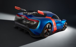 Download Renault AlpineA110 Stunic HdWallpaper
