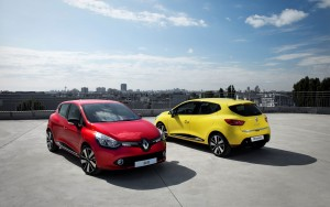 Download Renault Clio Stunnic 2013 HdWallpaper