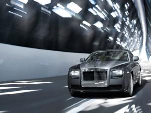 Downoad Rolls Royce Ghost Classic HdWallpaper