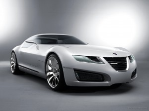 DownloadSaab Aero X Flat Car Hd Wallpaper