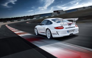 Download Sharp Speed Porsche GT3 Hd Wallpaper