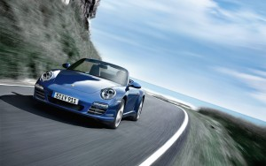 Download Speedy Carrera Cabriolet Hd Wallpaper